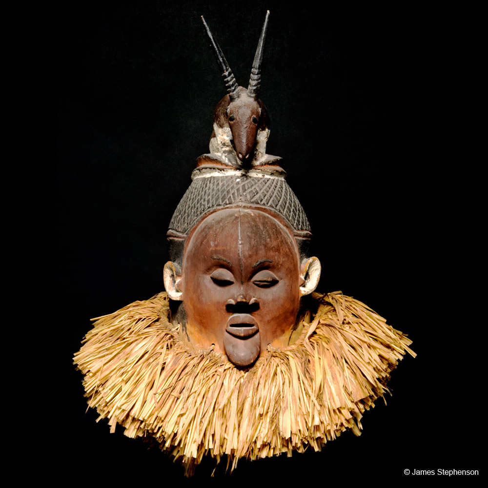 Suku Mask - James Stephenson African Art